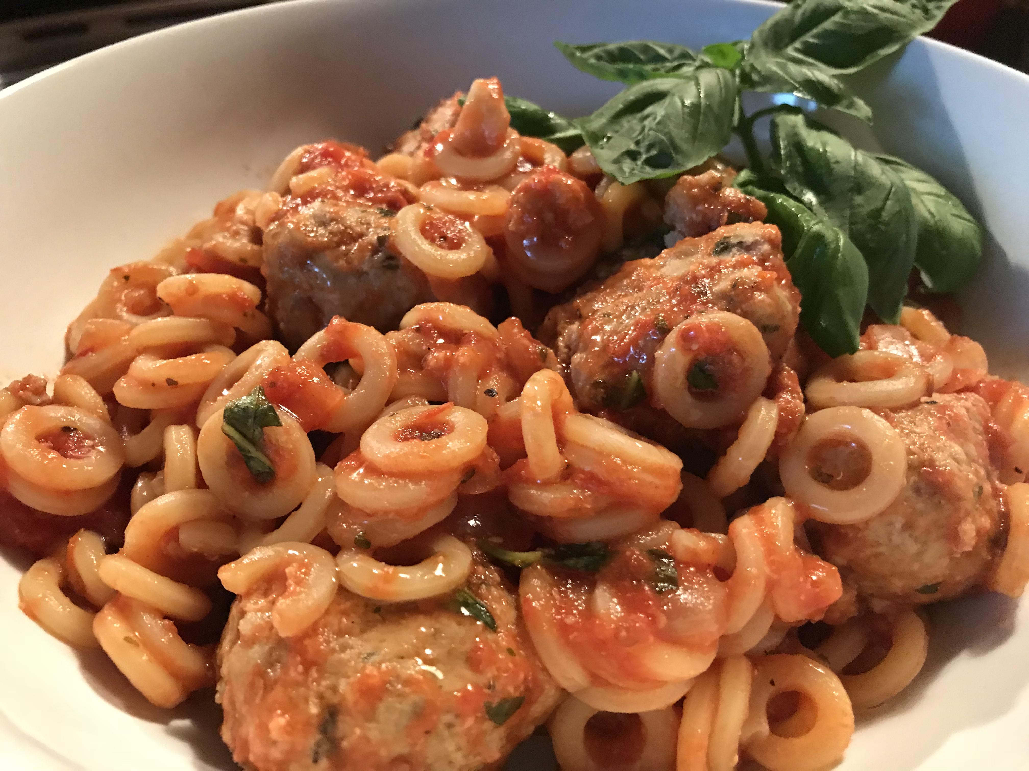 Homemade SpaghettiO's (1)