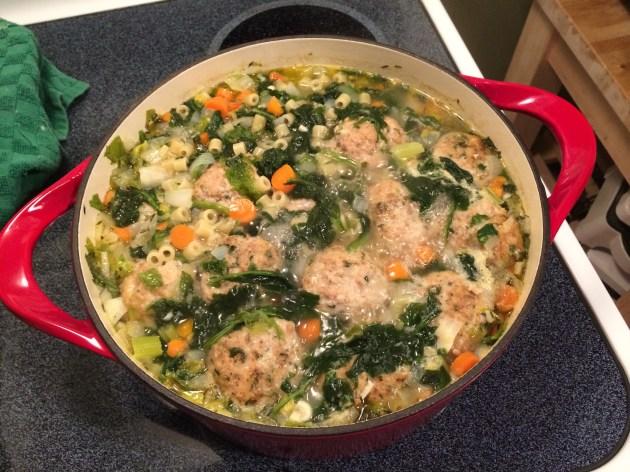 Italian Wedding Soup (2)