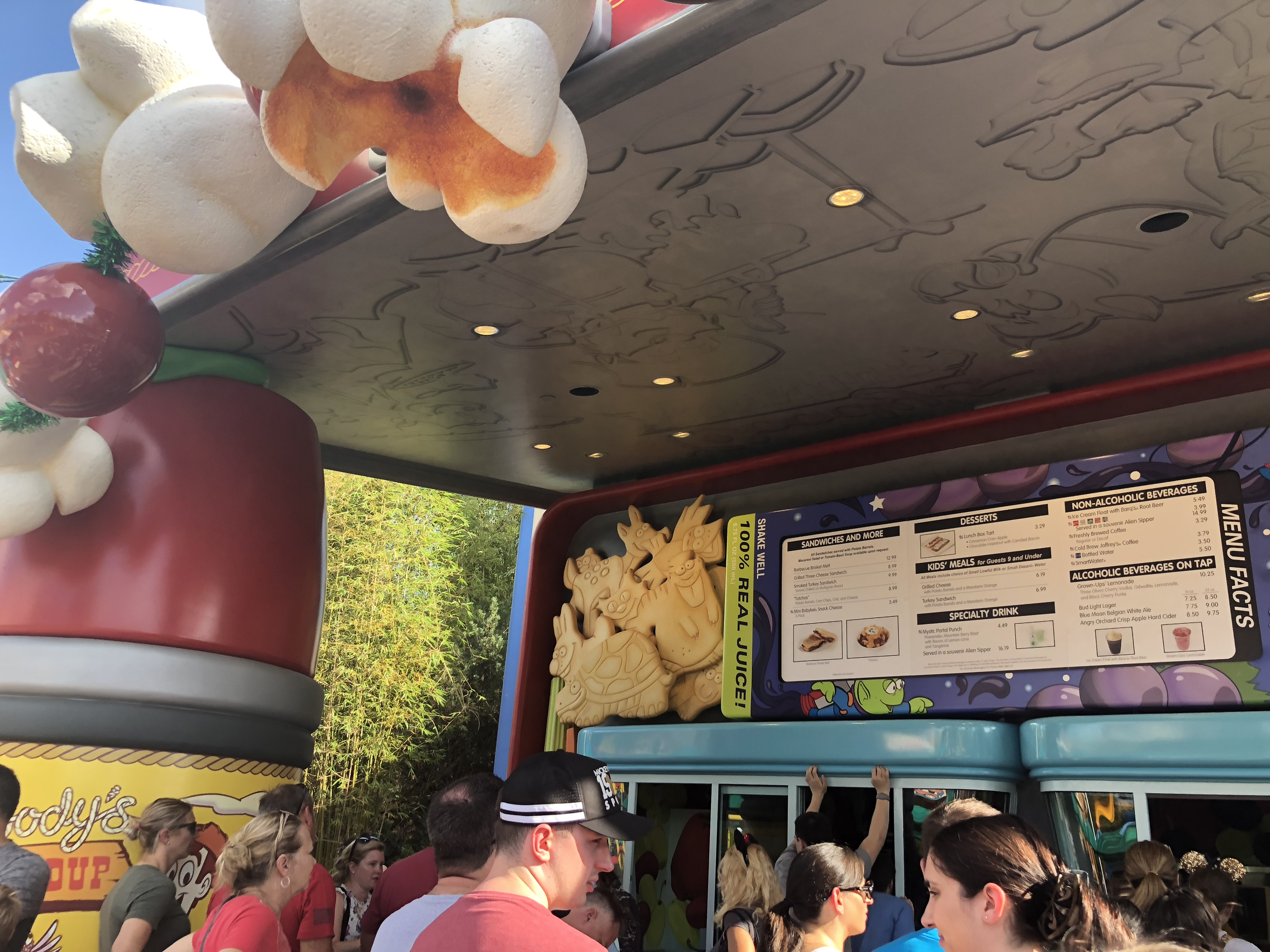 Disney's Hollywood Studios Toy Story Land (2)