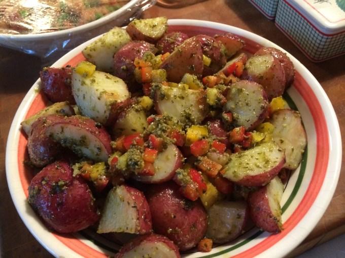 Warm-Red-Potato-Salad