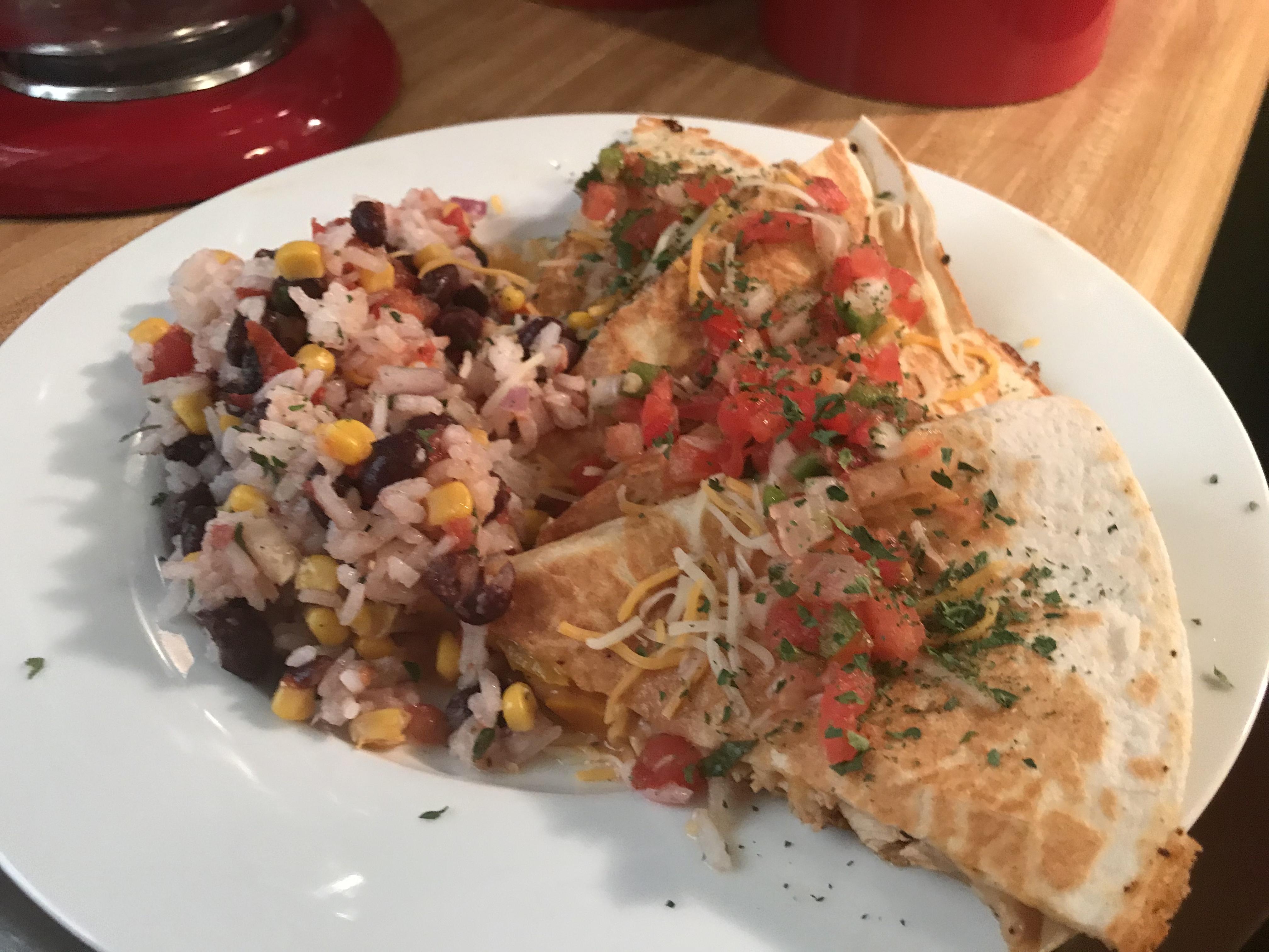 Chicken Quesadillas (1)