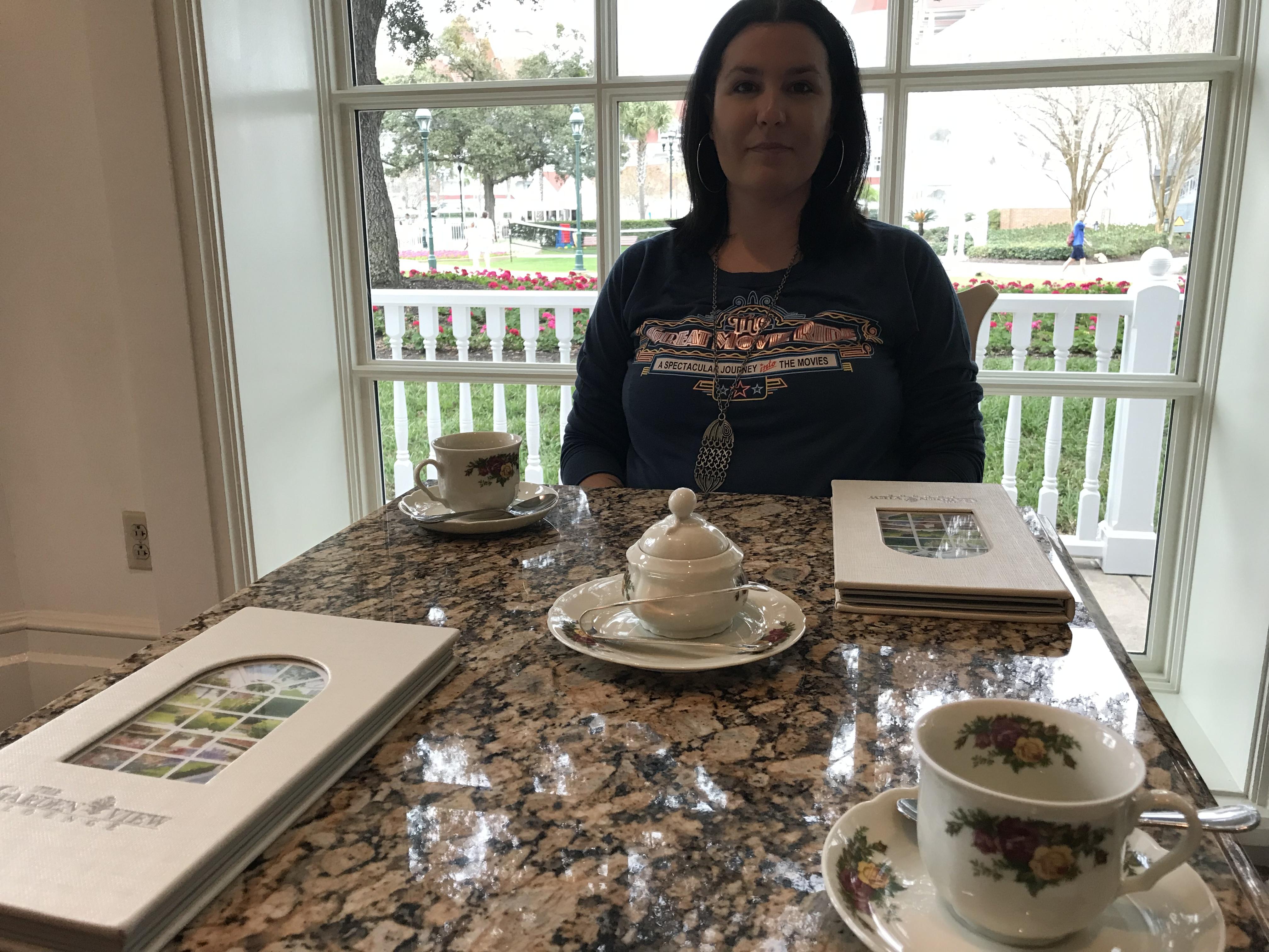 Grand Floridian Resort- High Tea (10)