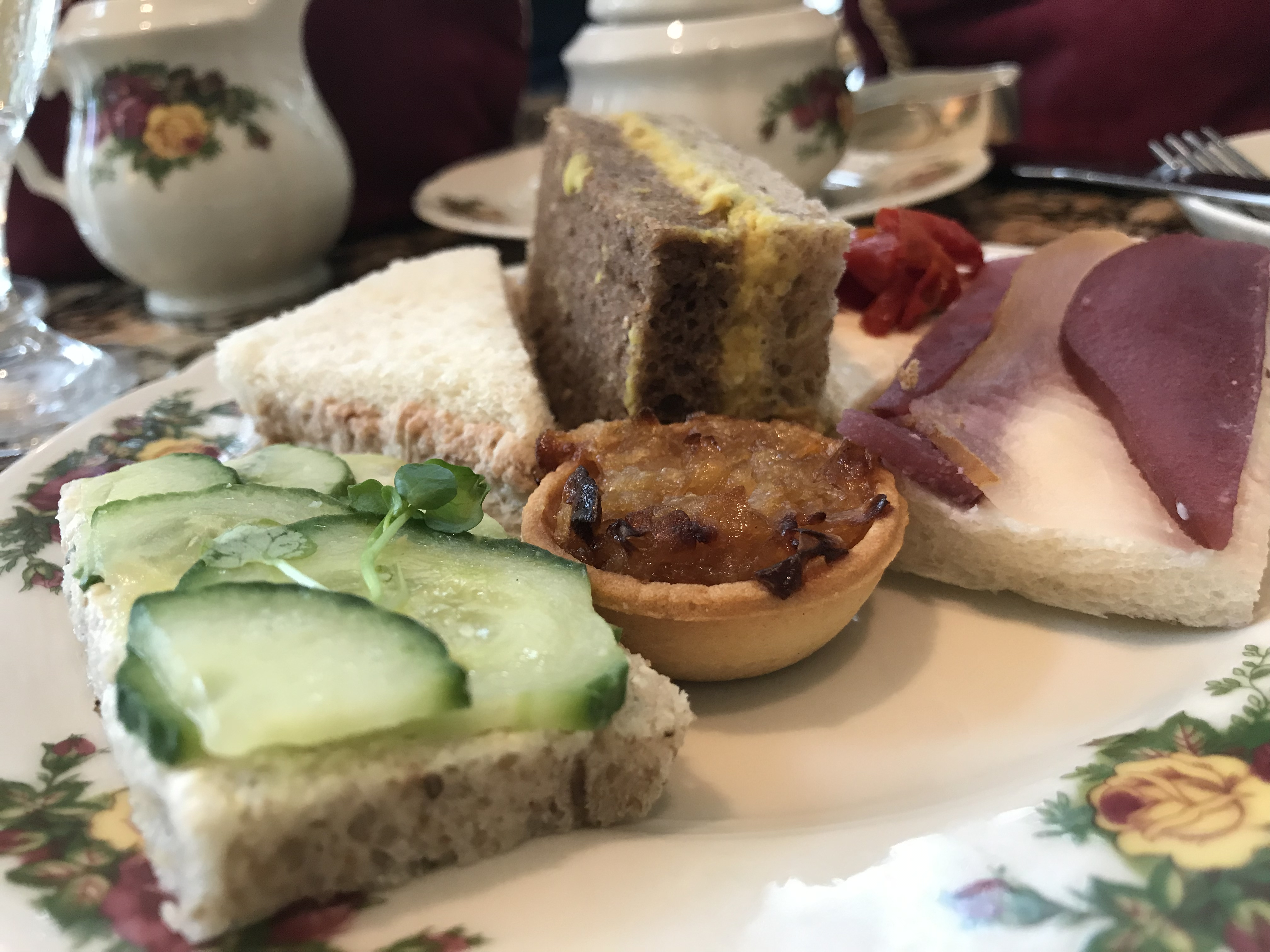 Grand Floridian Resort- High Tea (23)