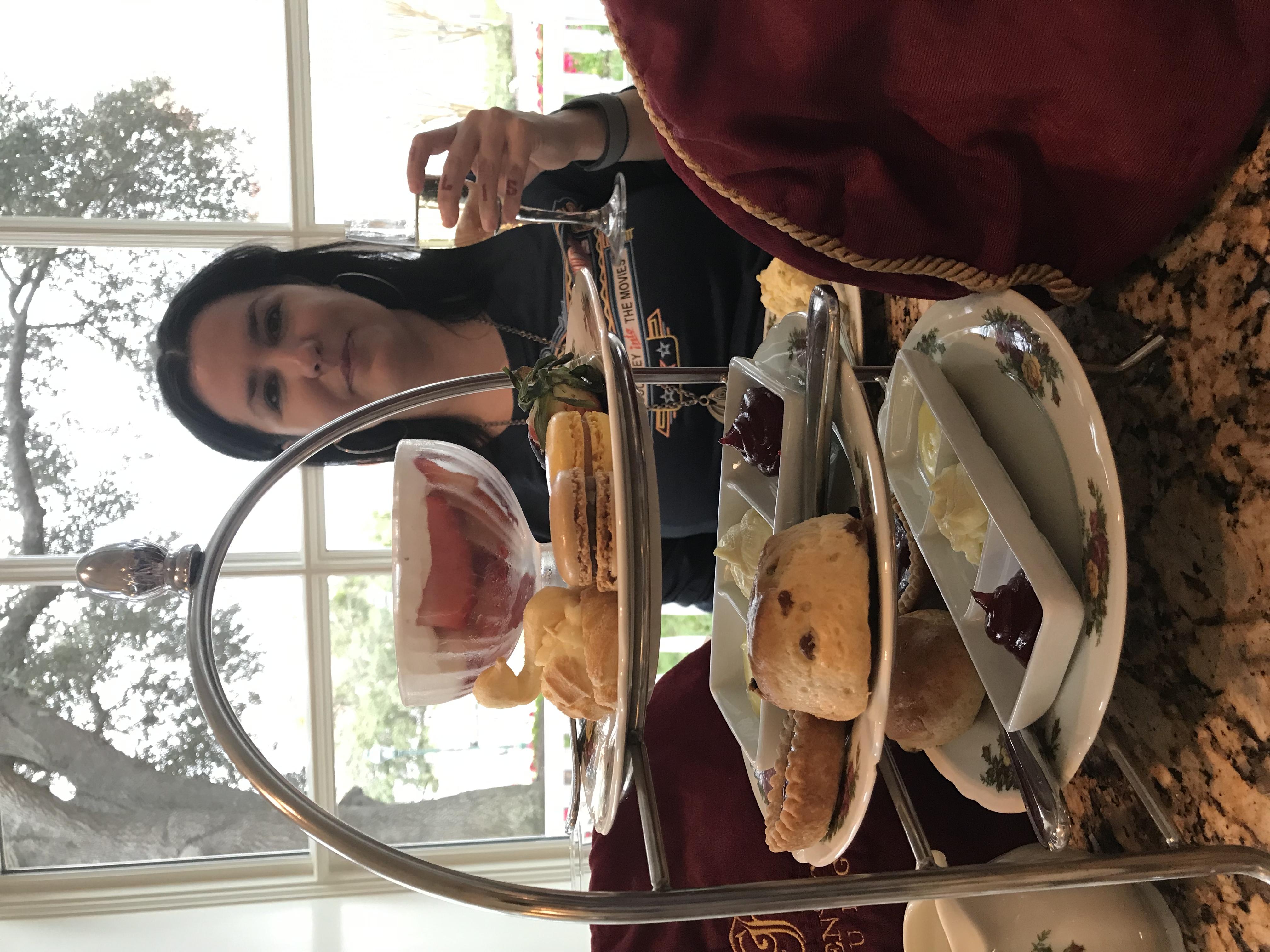 Grand Floridian Resort- High Tea (24)