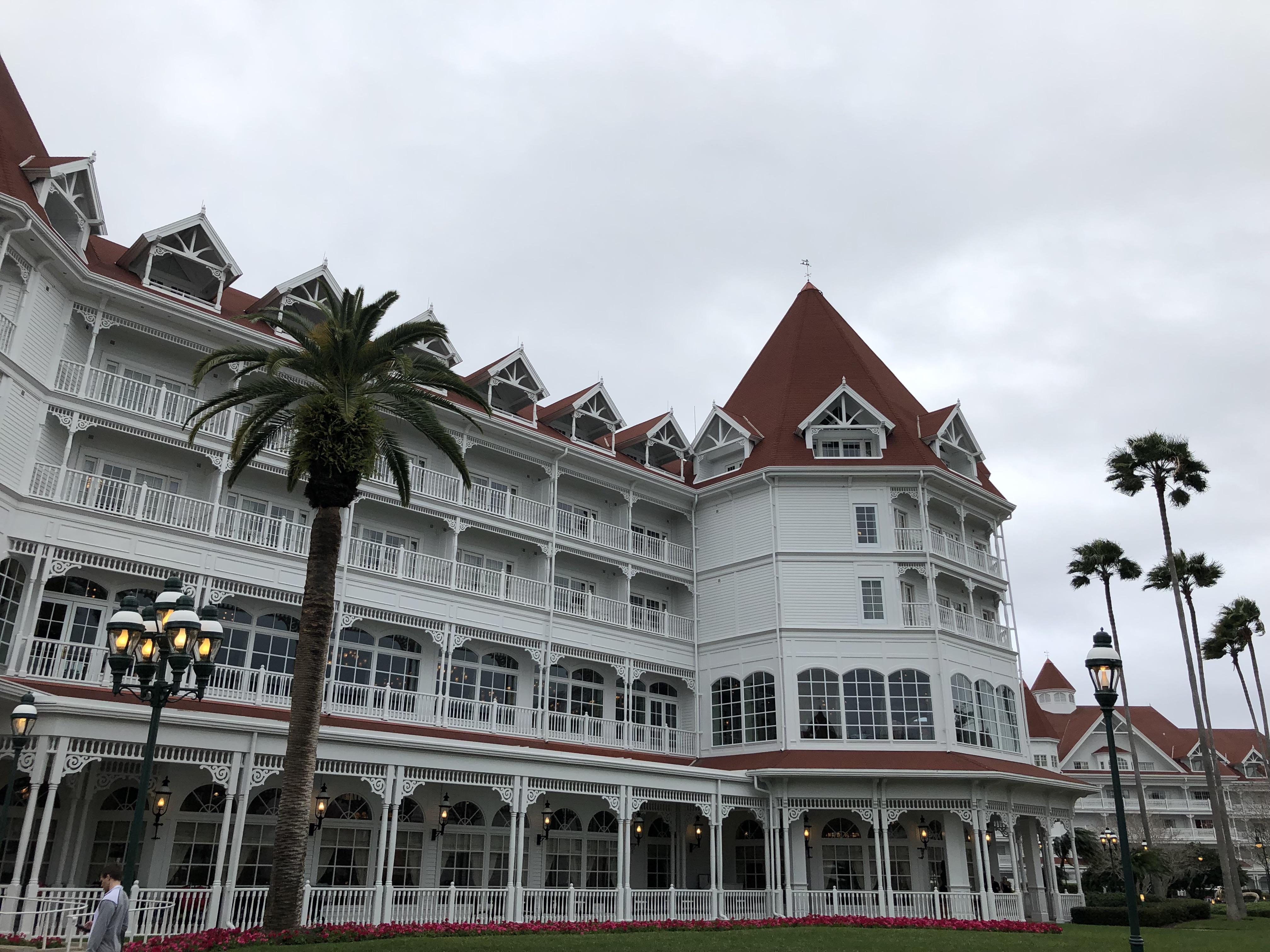 Grand Floridian Resort- High Tea (29)