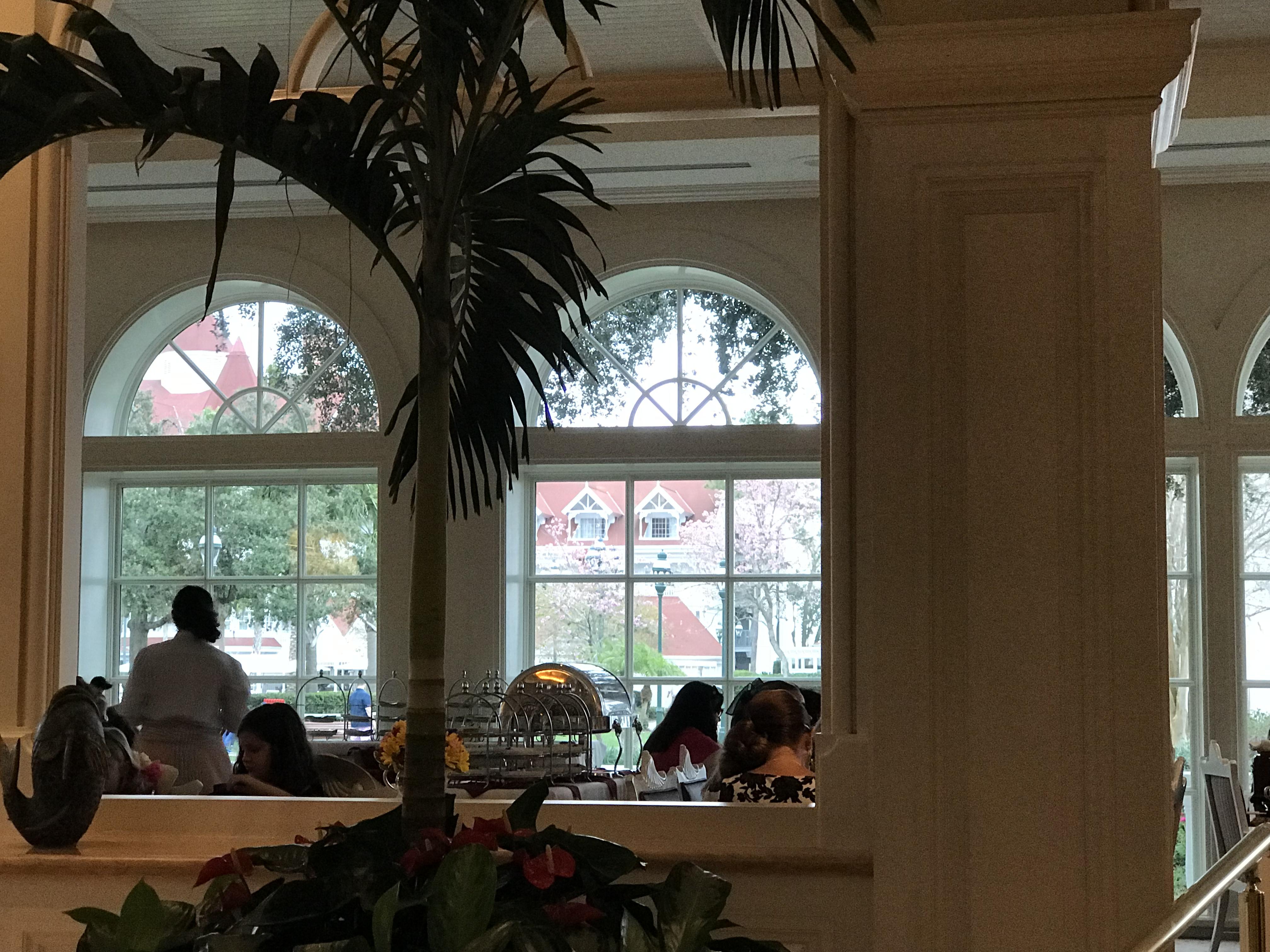 Grand Floridian Resort- High Tea (4)