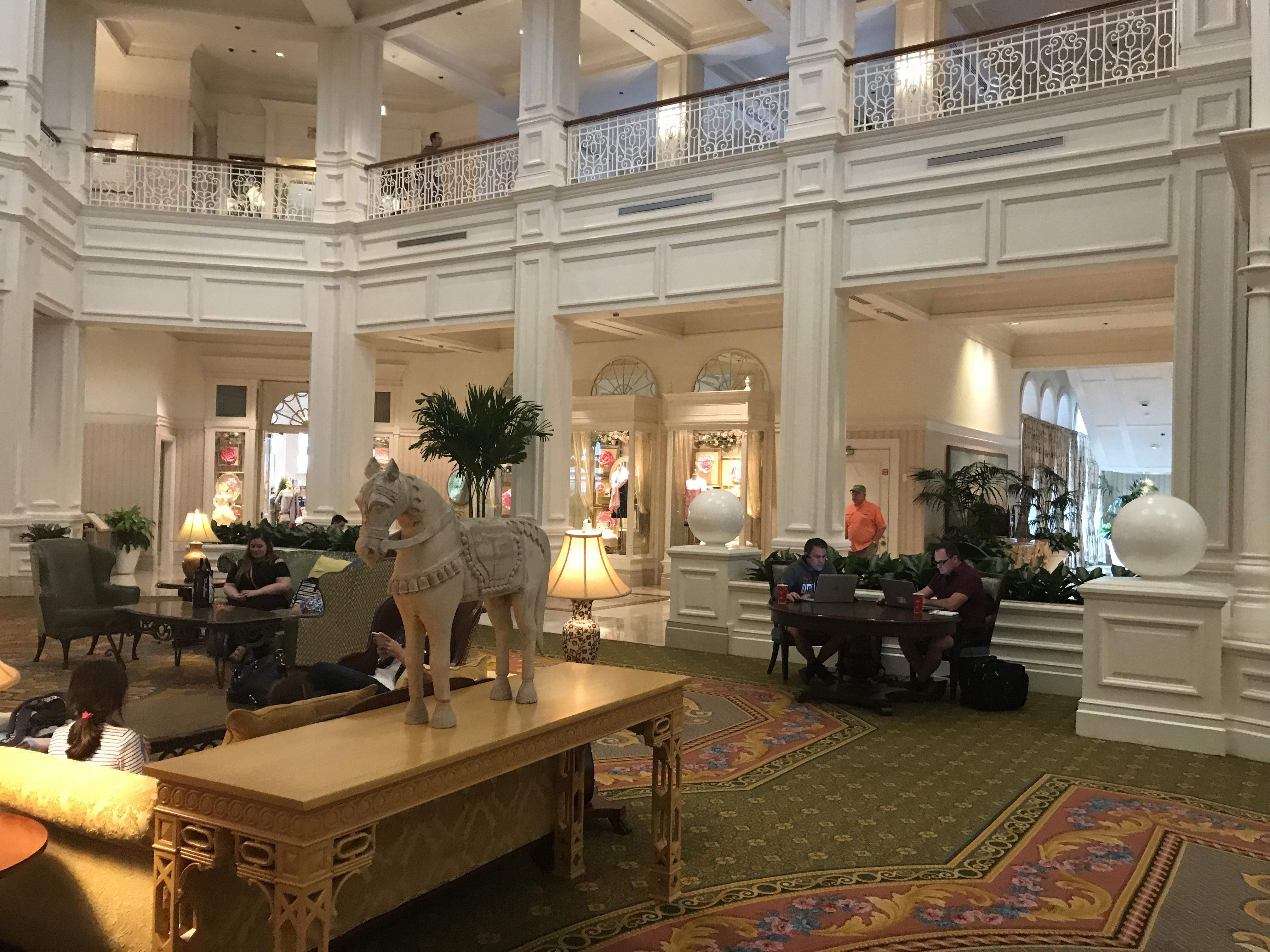 Grand Floridian Resort- High Tea (7)