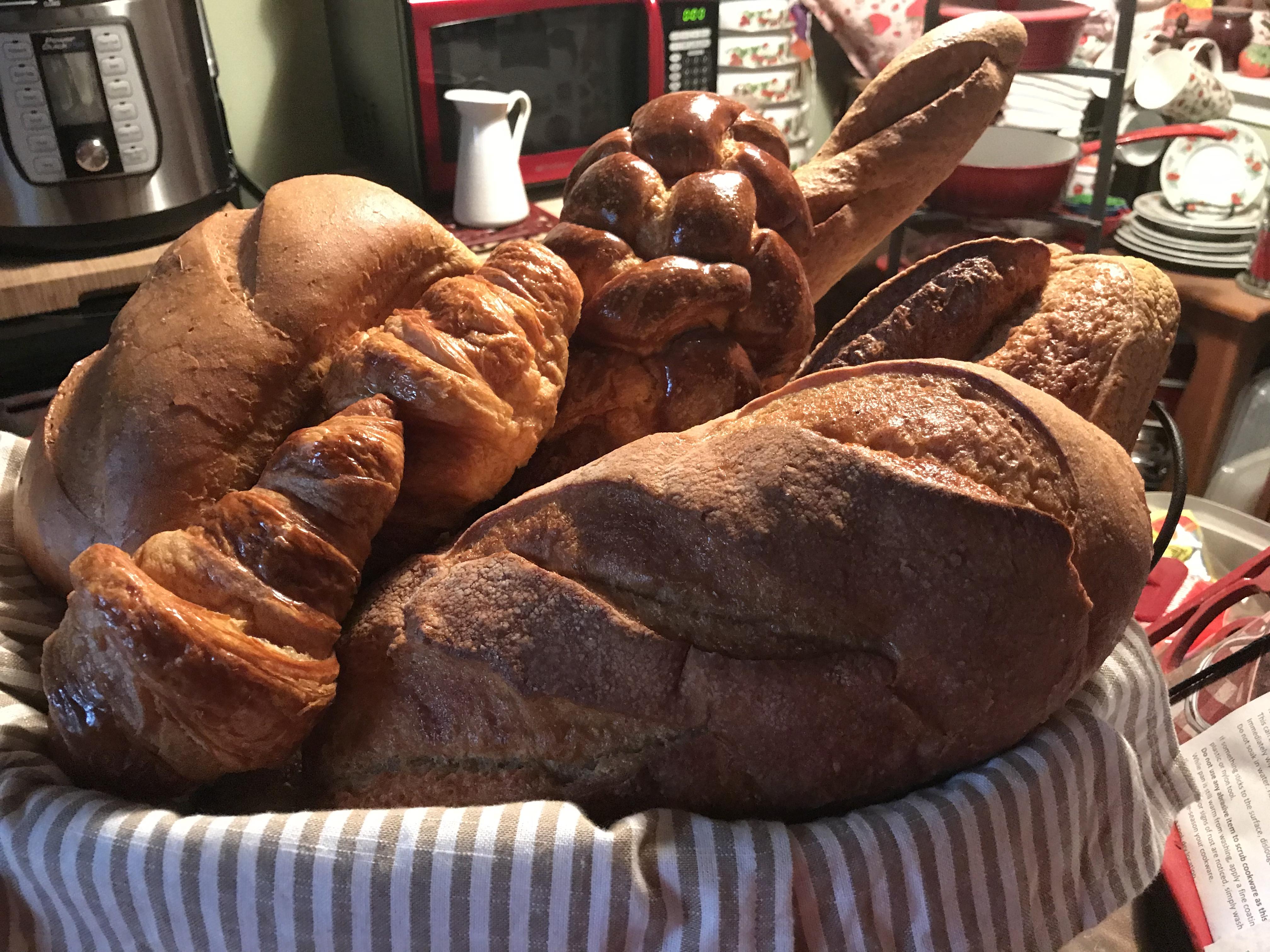 Artisinal Bread Basket