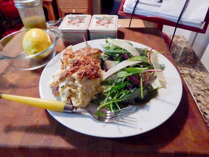 Crab Rangoon Souffle (1)