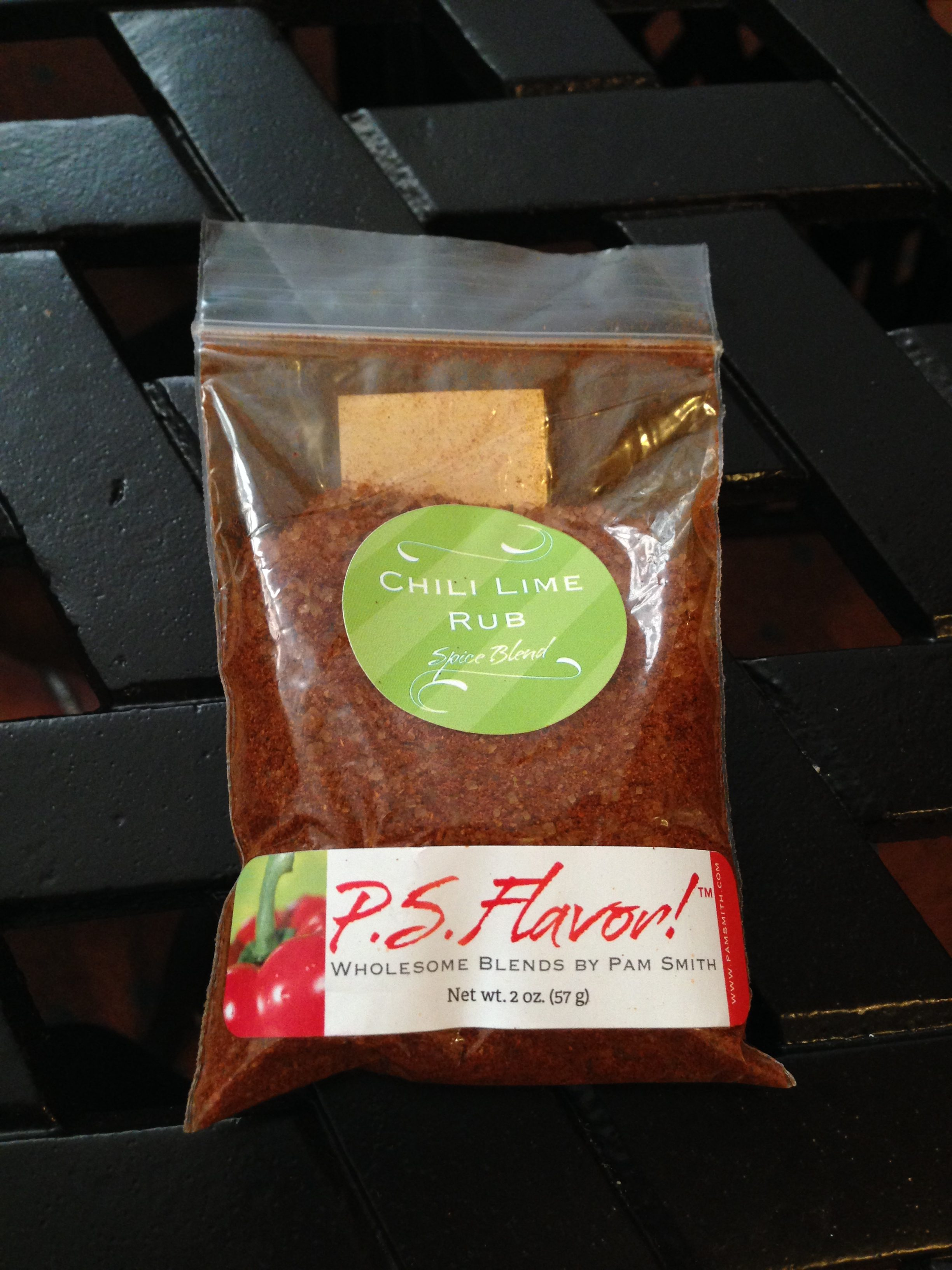 Chili Lime Spice Blend