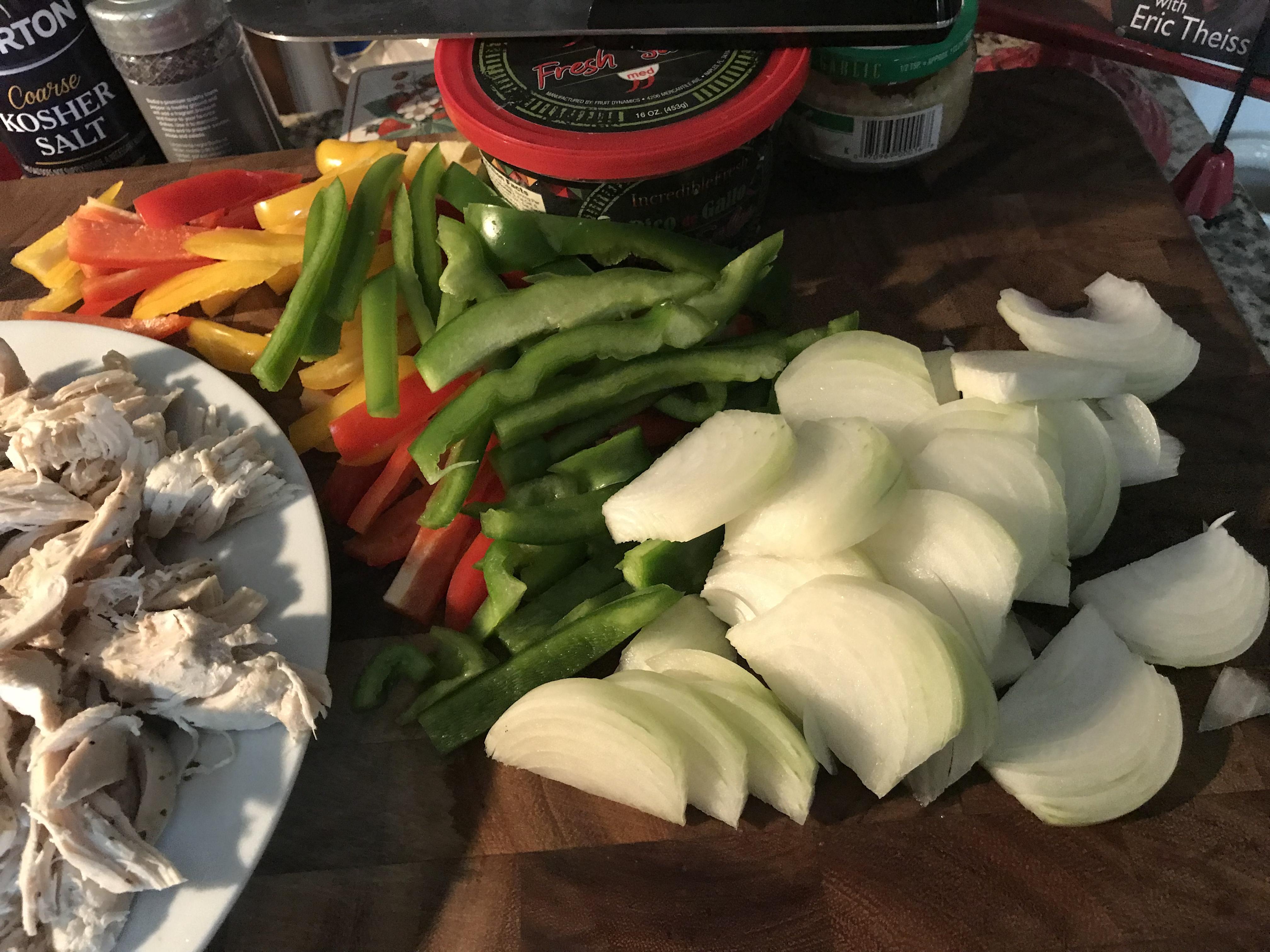 Chicken Quesadillas (14)