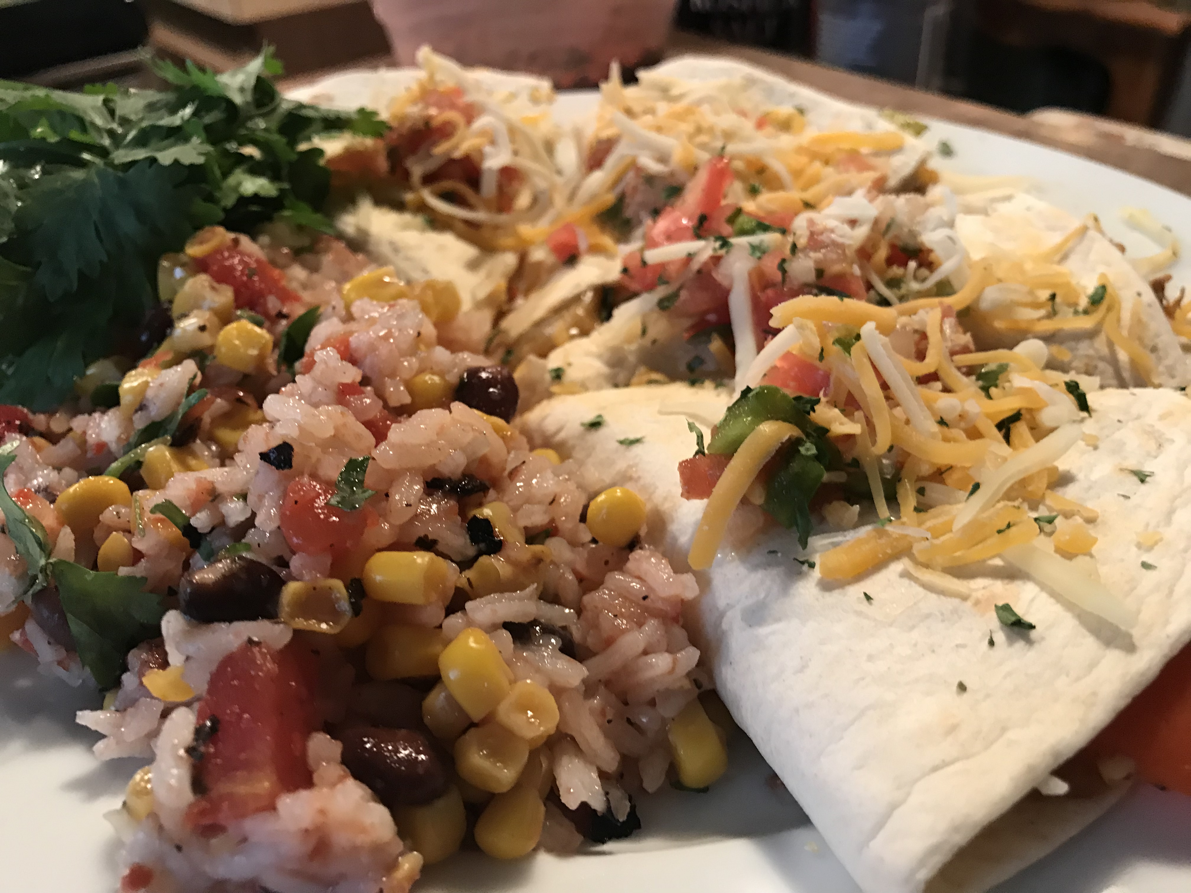 Chicken Quesadillas (28)