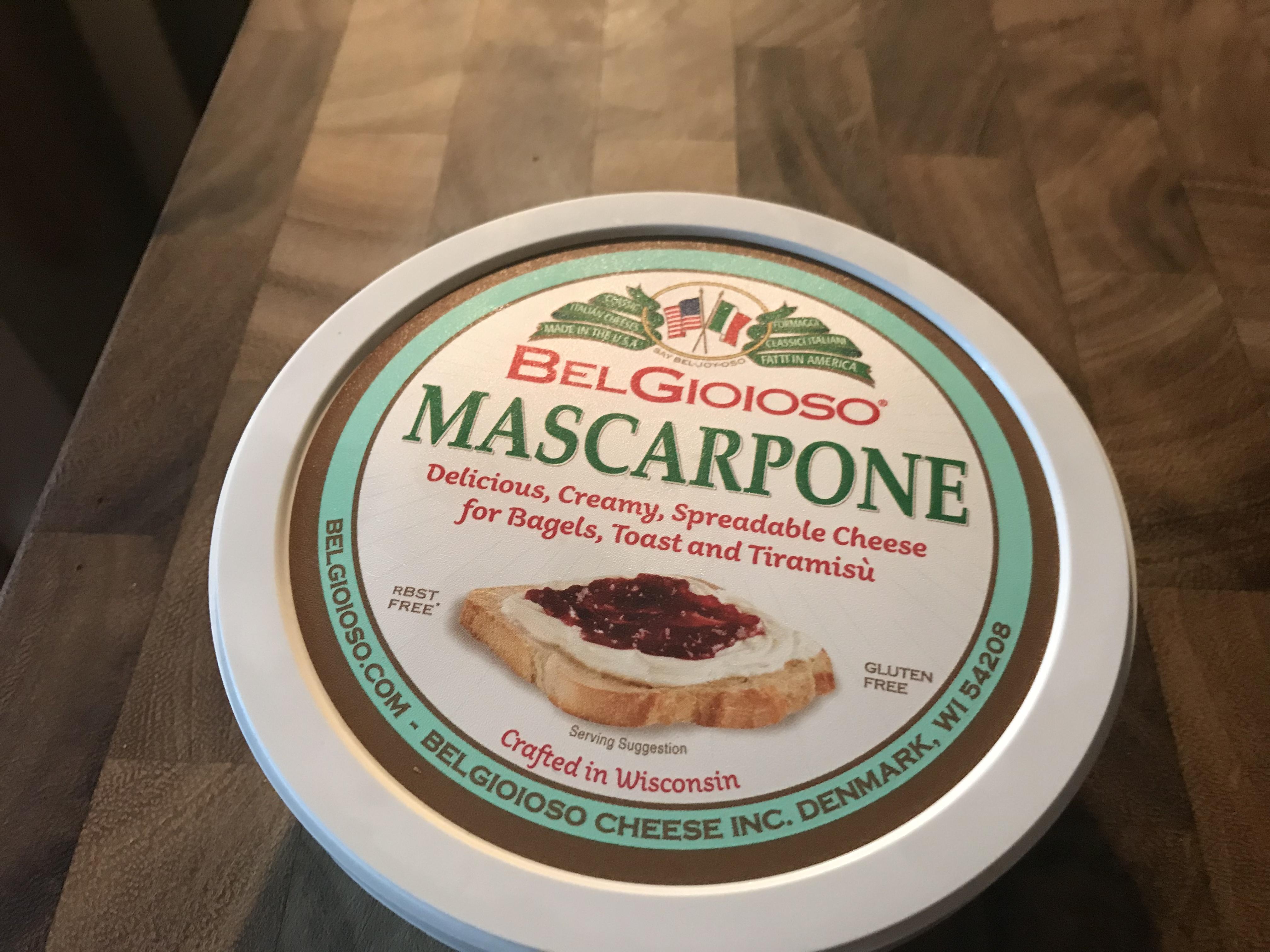 Mascarpone Cheese