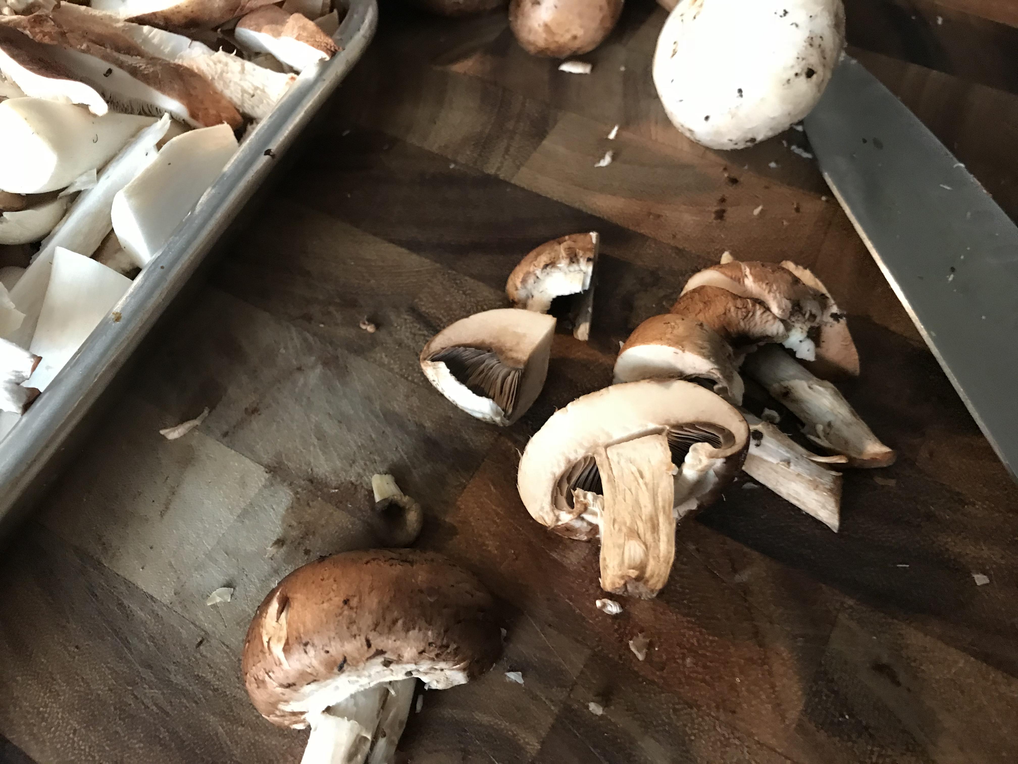 Cremini Mushrooms (2)