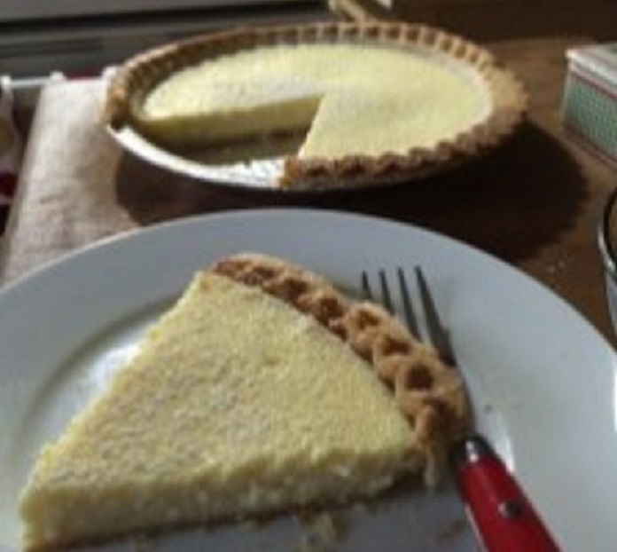 Farmer Cheese Pie